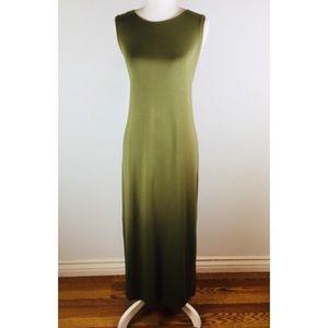 Polo Ralph Lauren Women's Maxi Dress Sleeveless